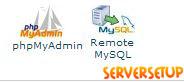 remote database